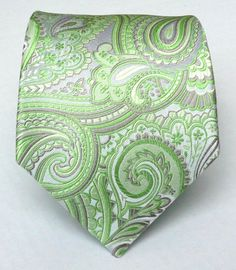 A Literary Feast -- paisley tie