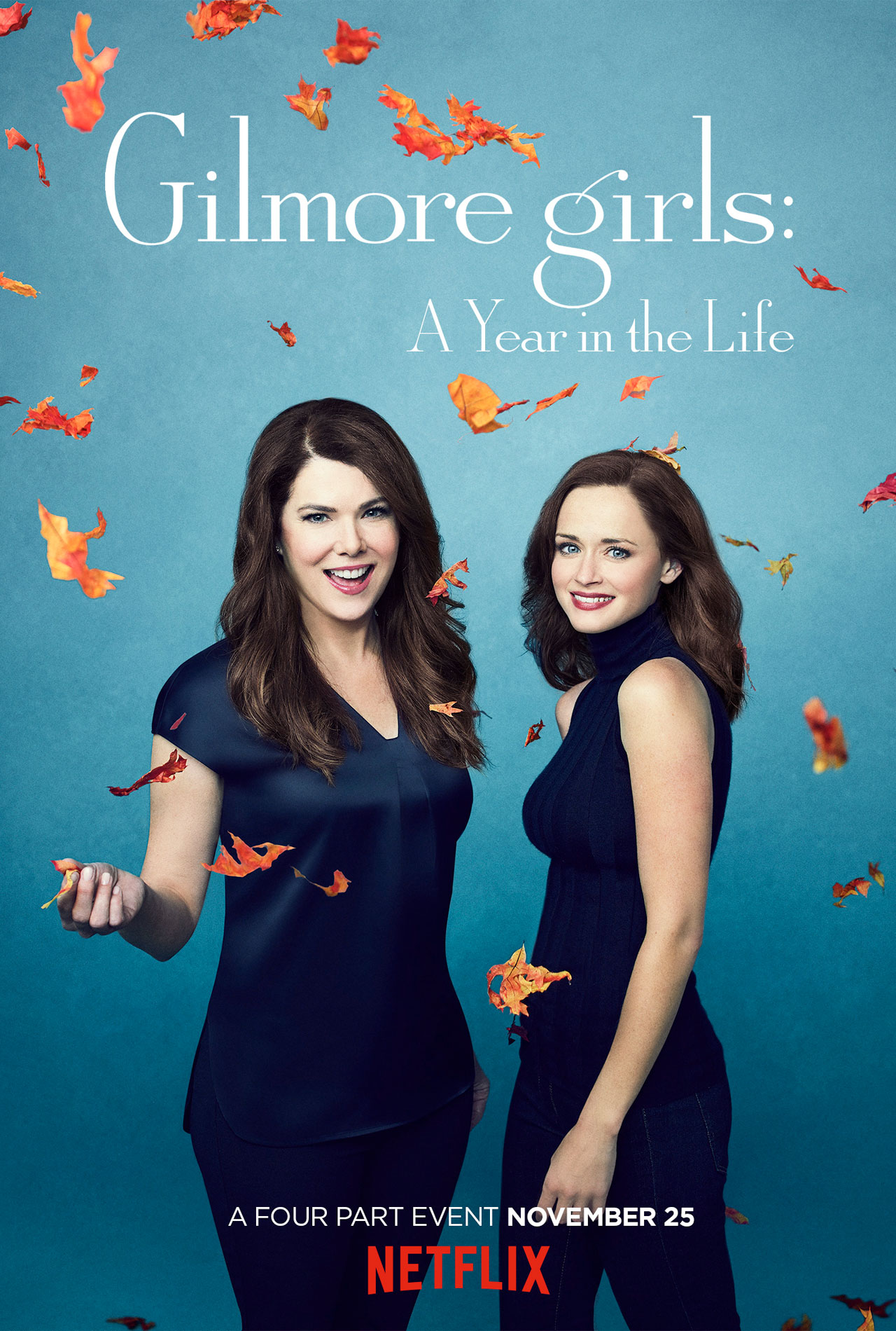 Gilmore girls Comeback: How the Cynics Freak Out