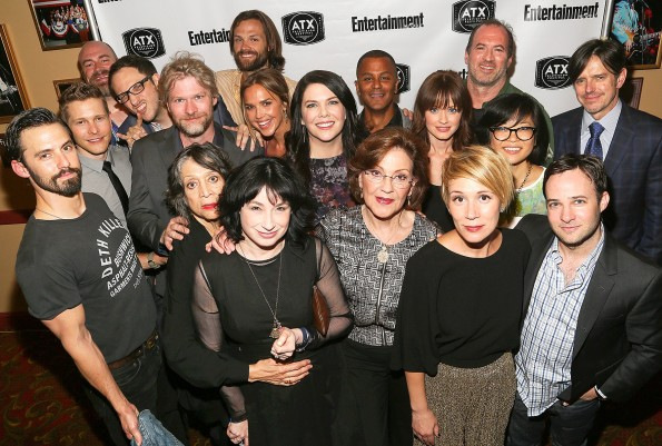 A Literary Feast -- Gilmore girls reunion