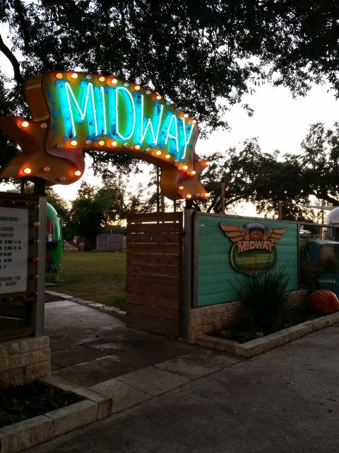 A Literary Feast -- Midway Food Park