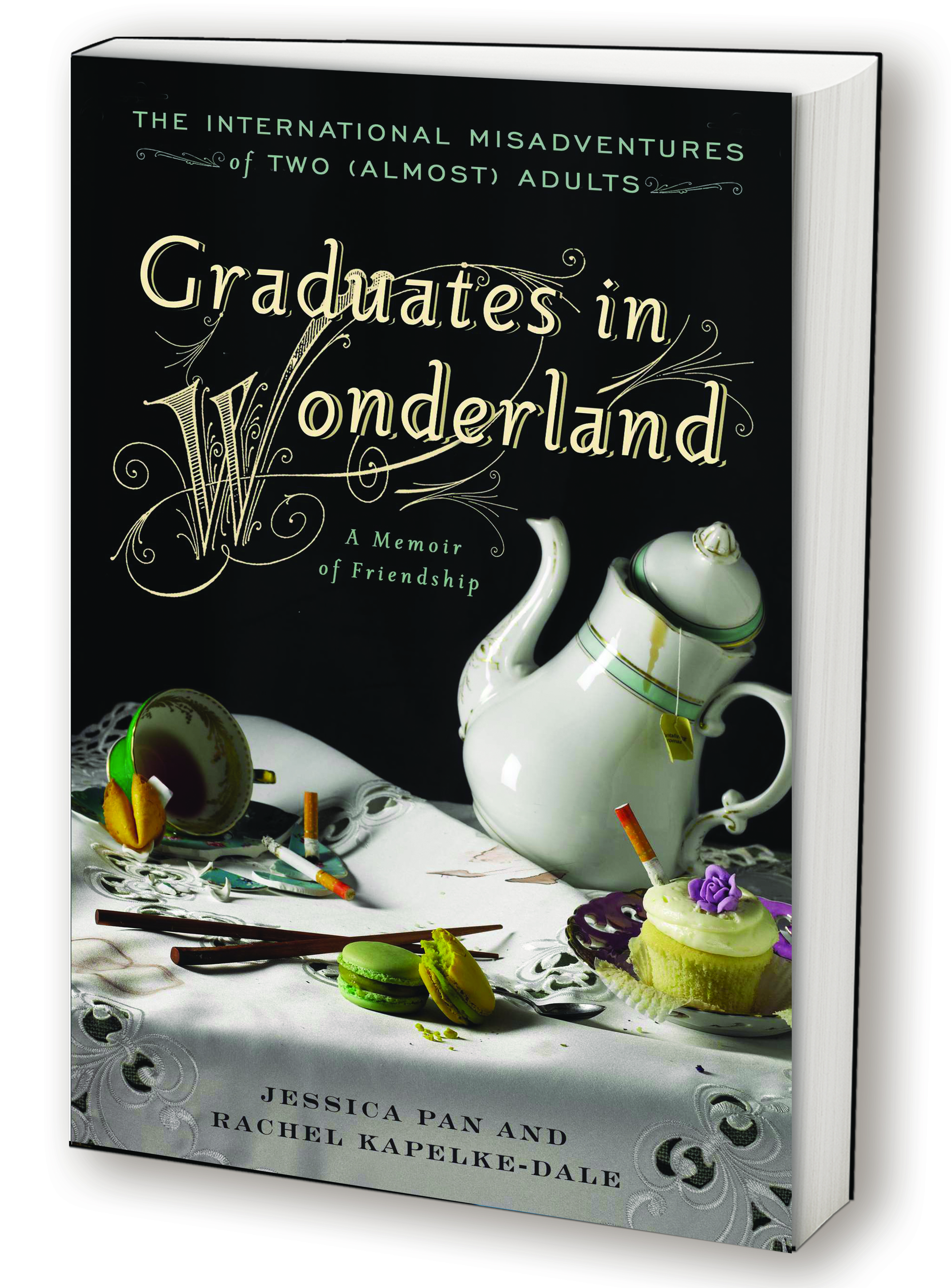 Graduates in (a) Wonderland (of food)