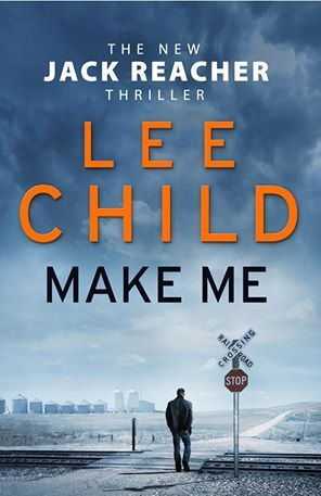 A Literary Feast -- Lee Child's Make Me