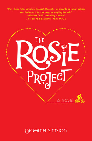 A Literary Feast -- The Rosie Project