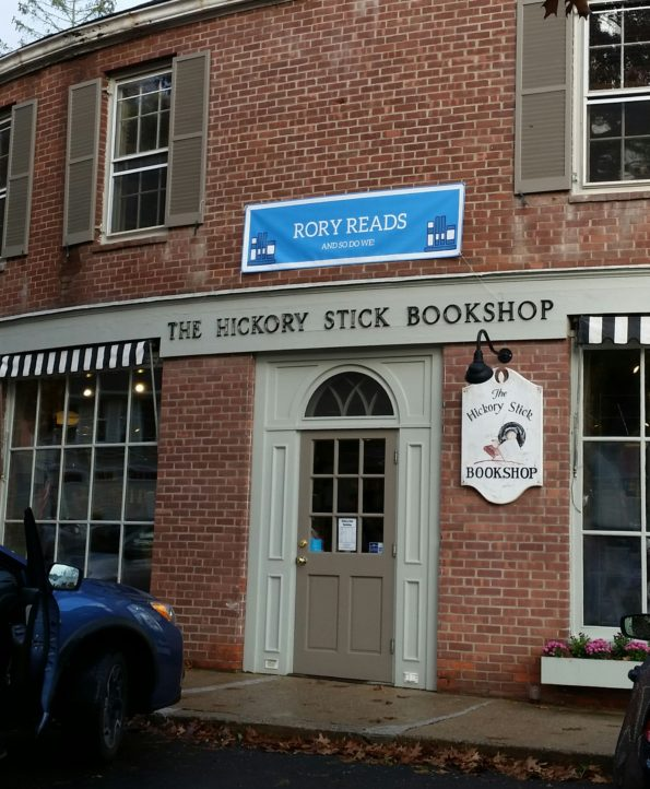 A Literary Feast-- Bookshop