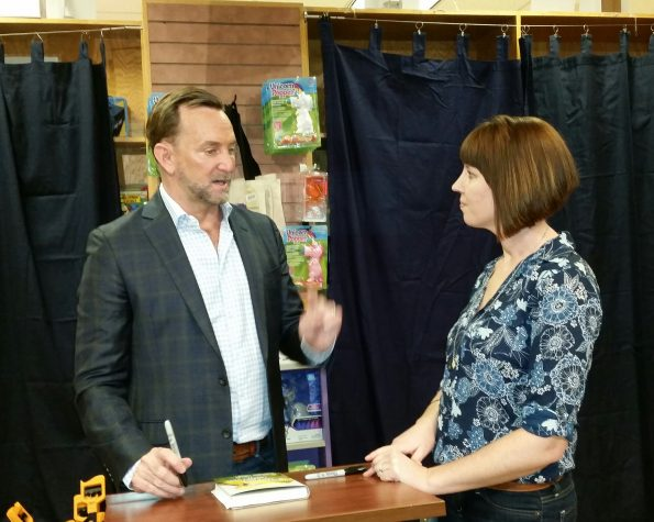 A Literary Feast -- Clinton Kelly