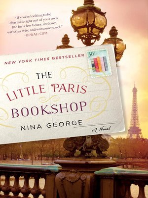A Literary Feast -- The Little Paris Bookshop