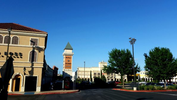 A Literary Feast -- Diary of a Momcation, San Marcos, TX, outlet mall, clothes shopping