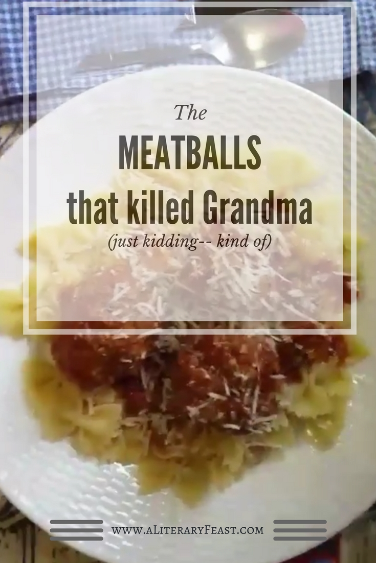 Edgar and Lucy and the Meatballs that Killed Grandma