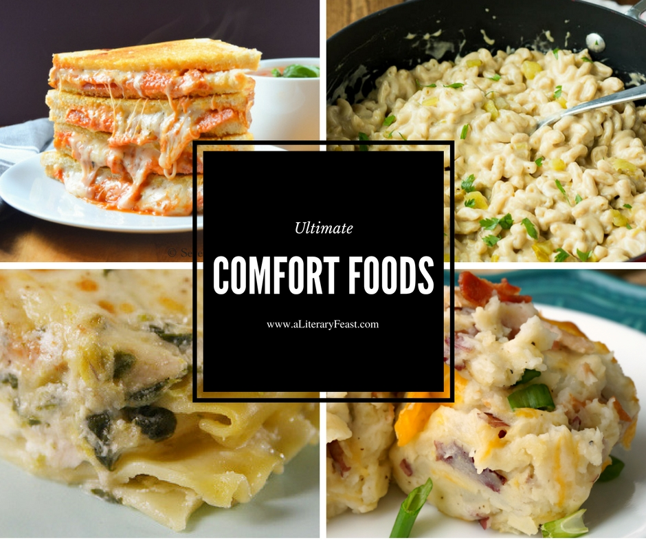 Weekly Meal Plan VII: Ultimate Comfort Foods