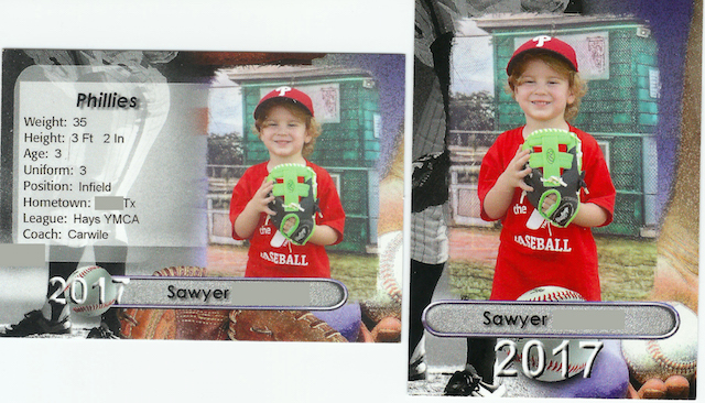 First baseball season | sports parents | sports mom | tball | ice cream celebration | via A Literary Feast