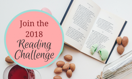 The 2018 Reading Challenge