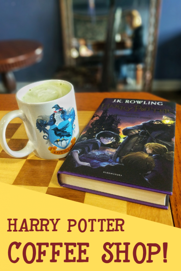 The Coffee Mugg(le) a Harry Potter themed coffee shop