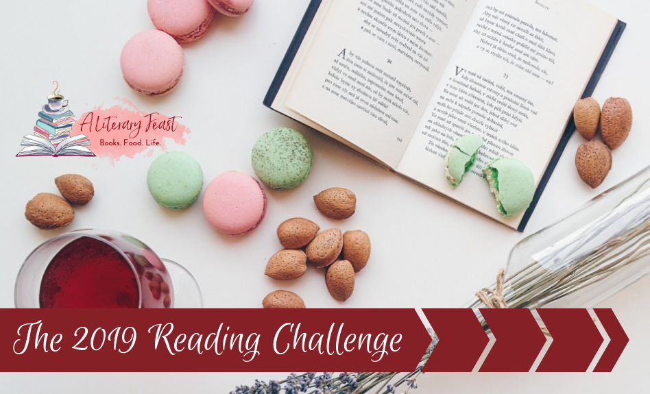 The Literary Feast 2019 Reading Challenge